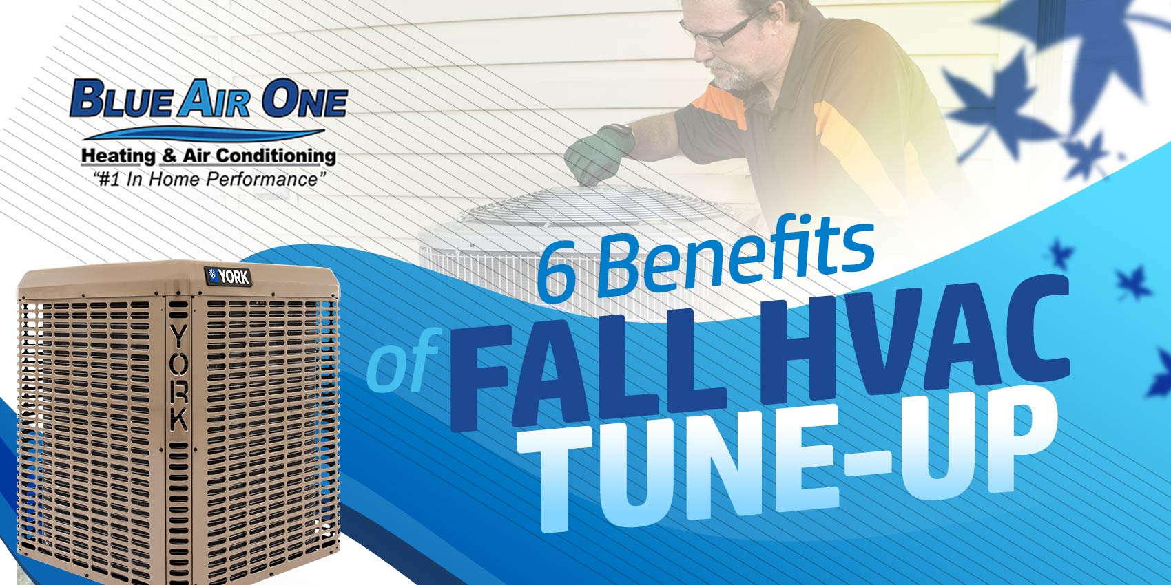 6 Benefits of Fall HVAC Tune-up