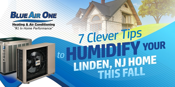 7 Clever Tips To Humidify Your Linden, NJ Home This Fall