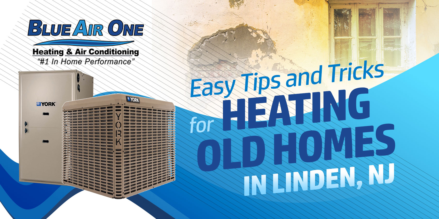 Easy Tips and Tricks for Heating Old Homes in Linden NJ