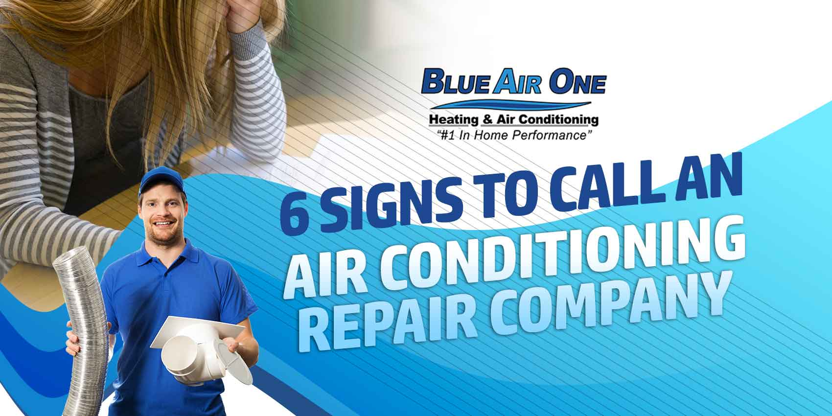 6 Signs to Call an Air Conditioning Repair Company