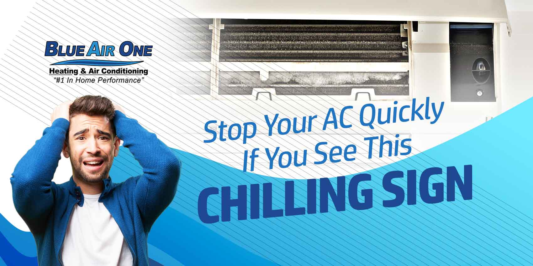 Stop Your A/C Quickly If You See This Chilling Sign