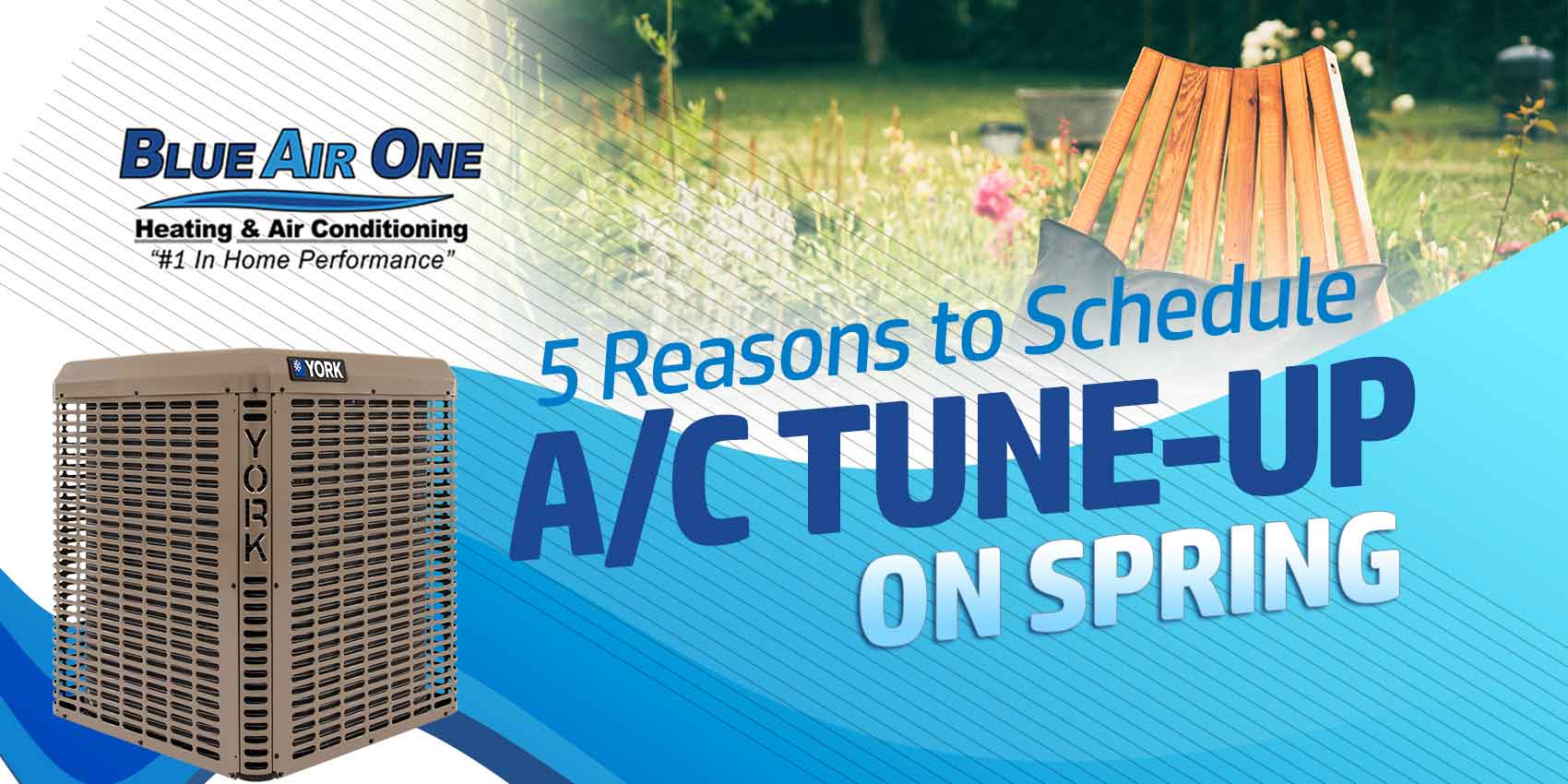 5 Reasons to Schedule AC Maintenance on Spring