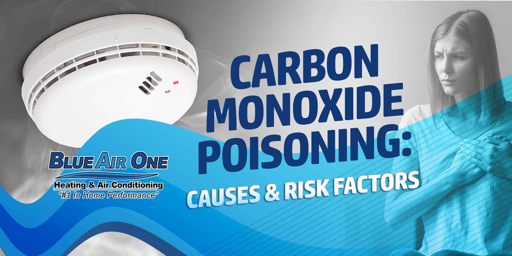 Carbon Monoxide Poisoning: Causes & Risk Factors