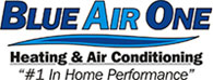 Blue Air One Logo