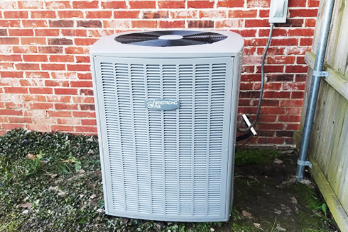 Armstrong Air heating system