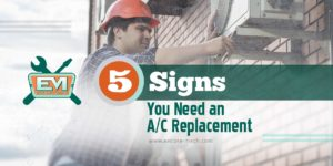 5 Signs You Need an A/C Replacement