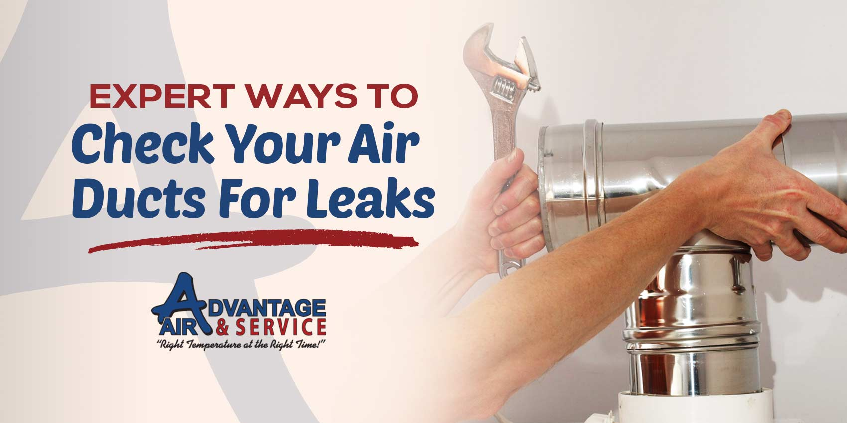 Expert Ways to Check Your Air Ducts For Leaks