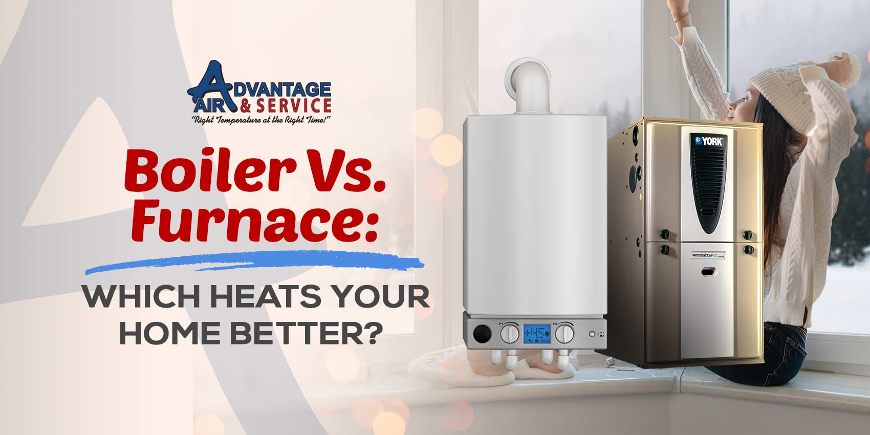 Boiler Vs. Furnace: Which Heats Your Home Better?