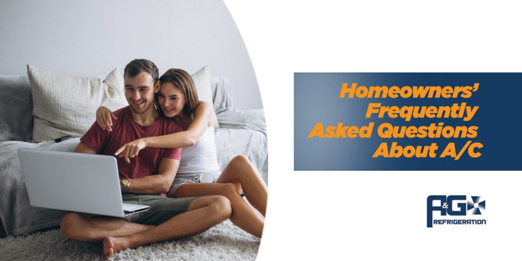 Homeowners' Frequently Asked Questions About A/C
