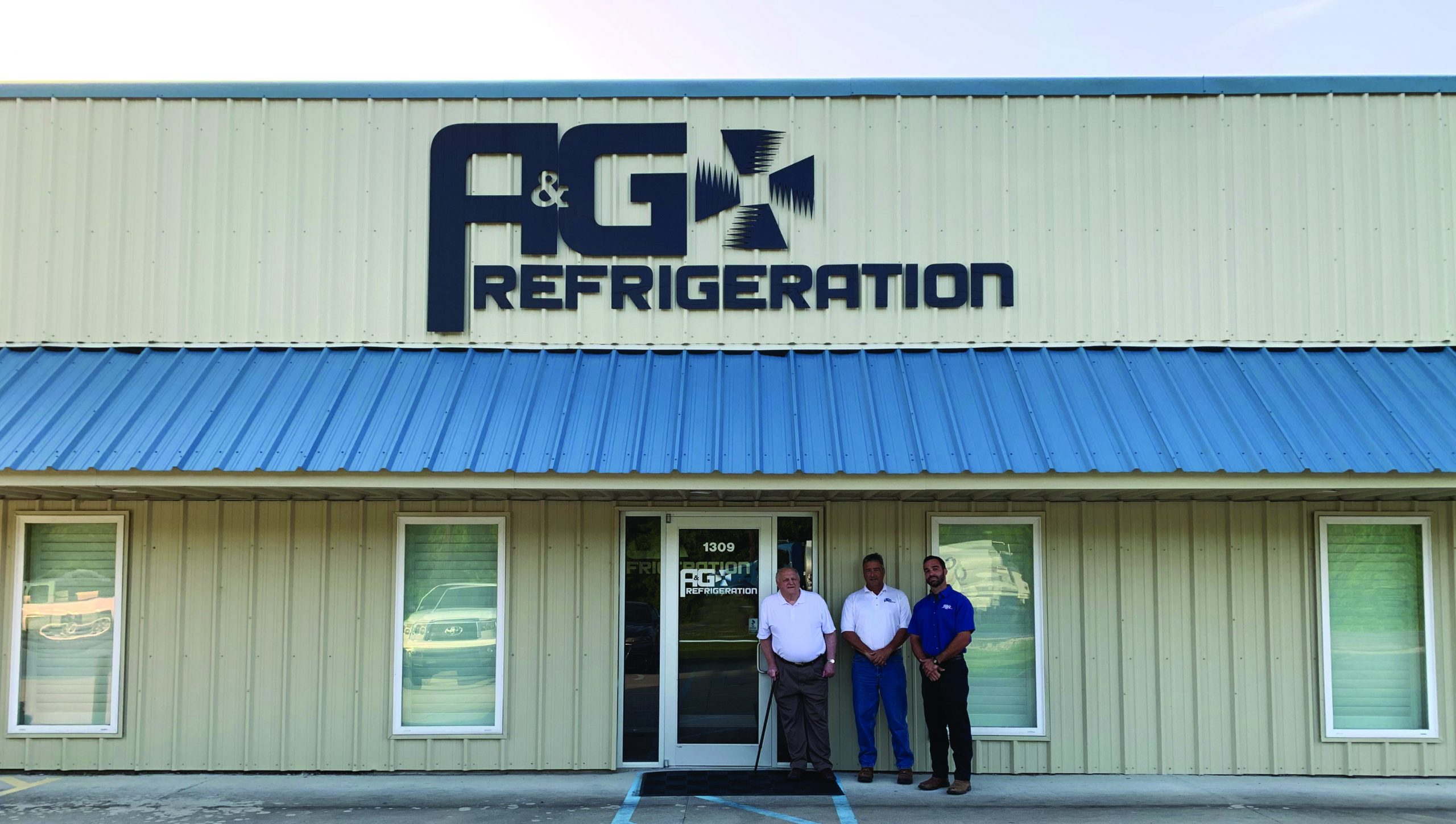 A&G Refrigeration Office