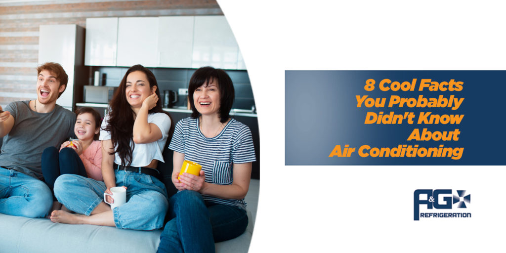 8 Cool Facts You Probably Didn't Know About Air Conditioning