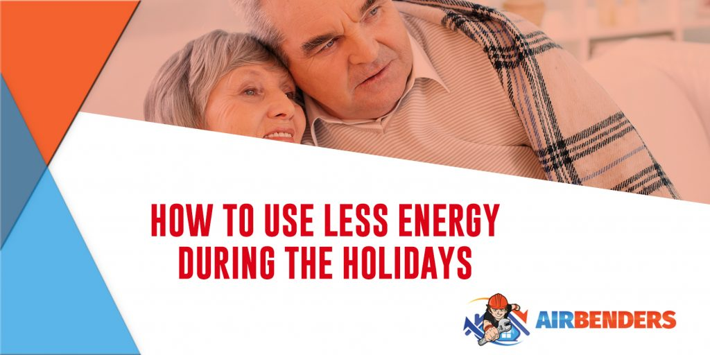 How to use less energy