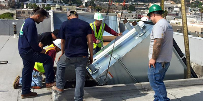 Commercial HVAC Services In Lancaster CA