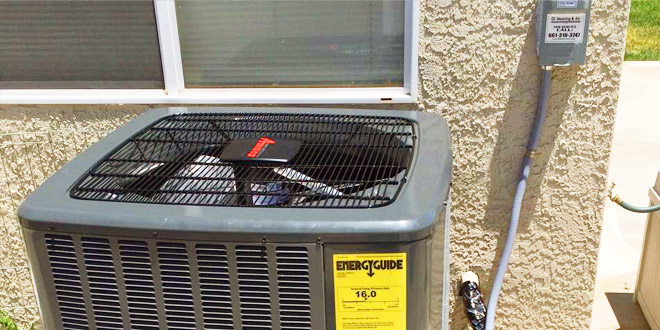Residential Heat Pump Services In Lancaster CA