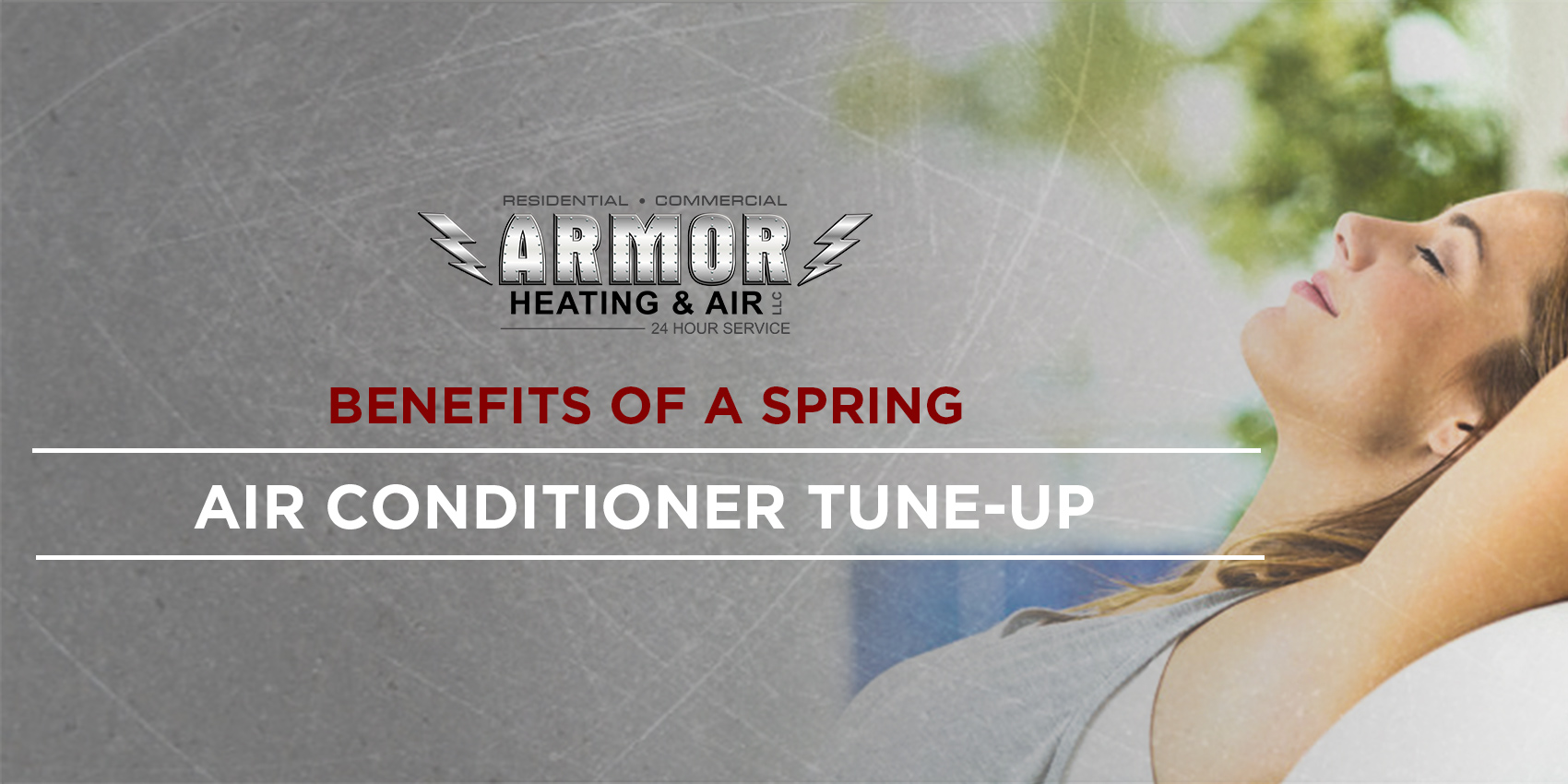 Benefits of a Spring Air Conditioner Tune-Up