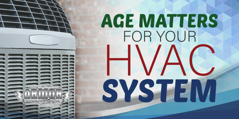 Age Matters For Your HVAC System