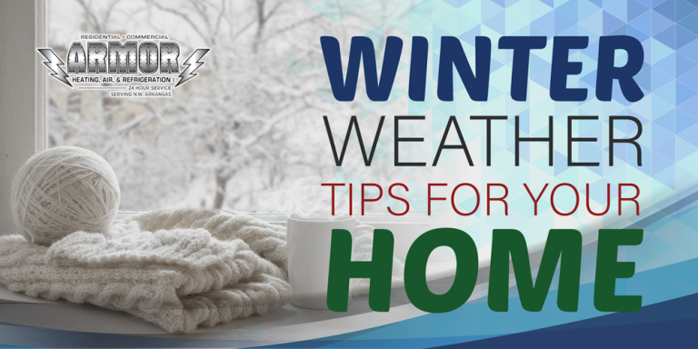 Winter Weather Tips For Your Home