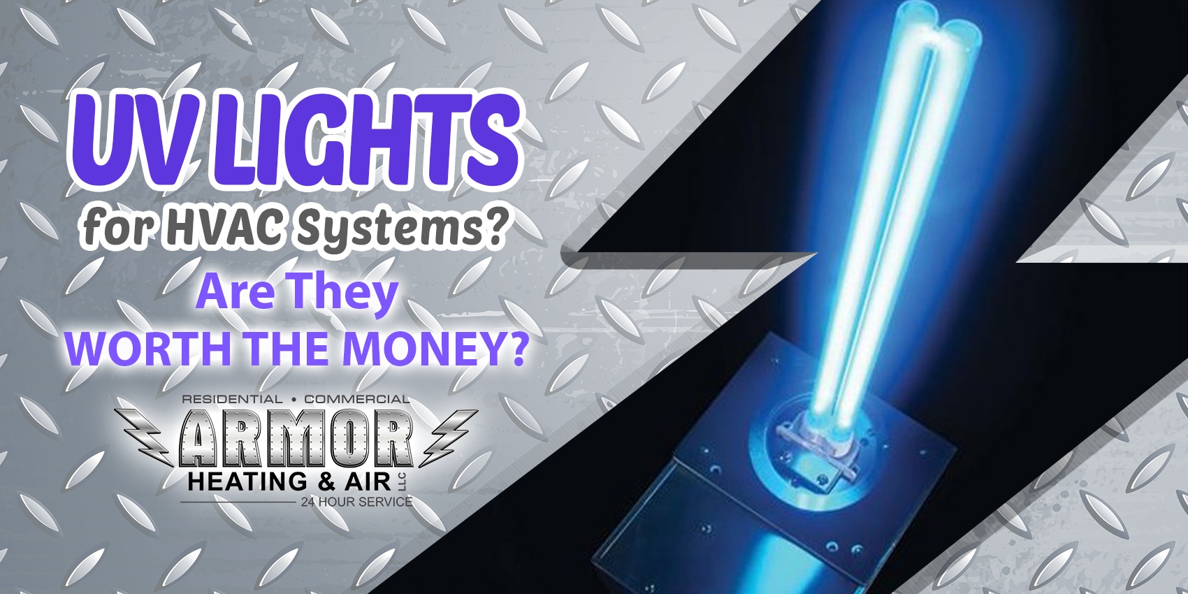 UV Lights for HVAC Systems? Are They Worth the Money?