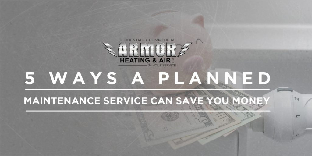 5 Ways A Planned Maintenance Service Can Save You Money