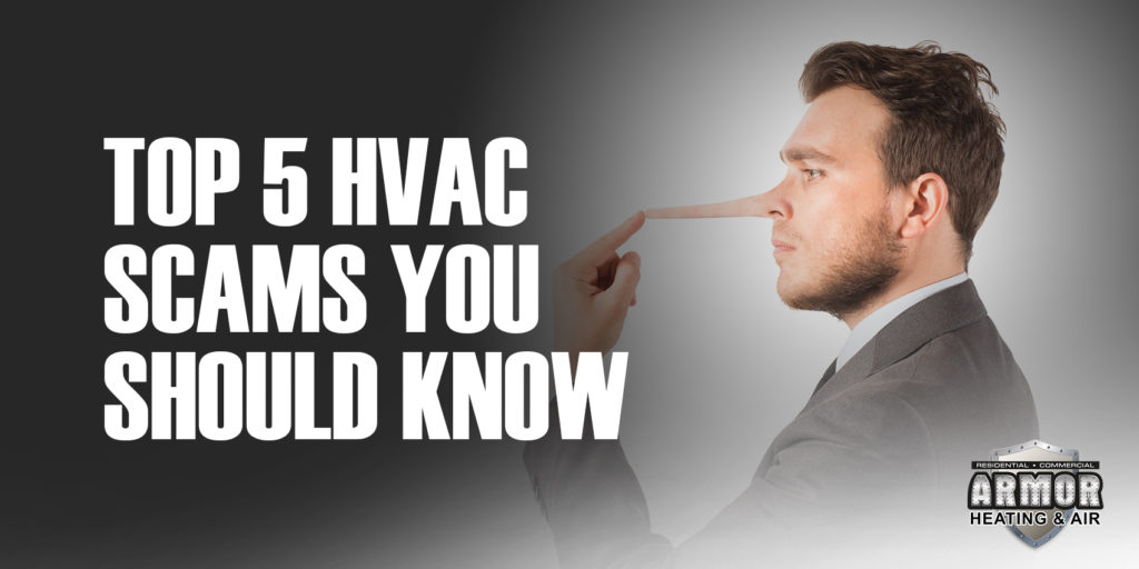 Top 5 HVAC Scams You Should Know