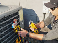 Heating and Air Conditioning Service Spirit Lake