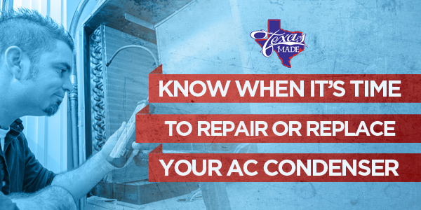 Know When It's Time to Repair or Replace Your AC Condenser