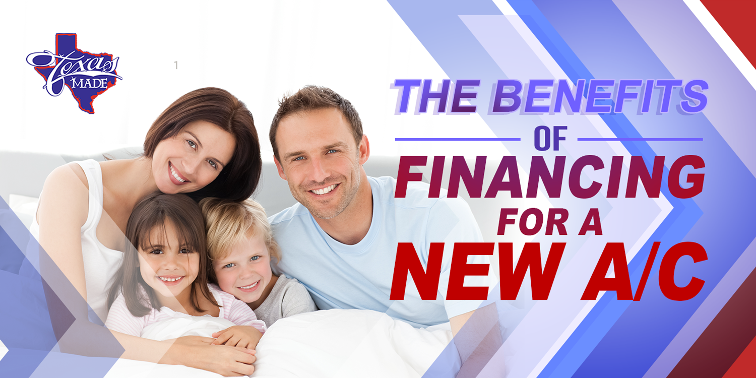 The Benefits of Financing for a New A/C
