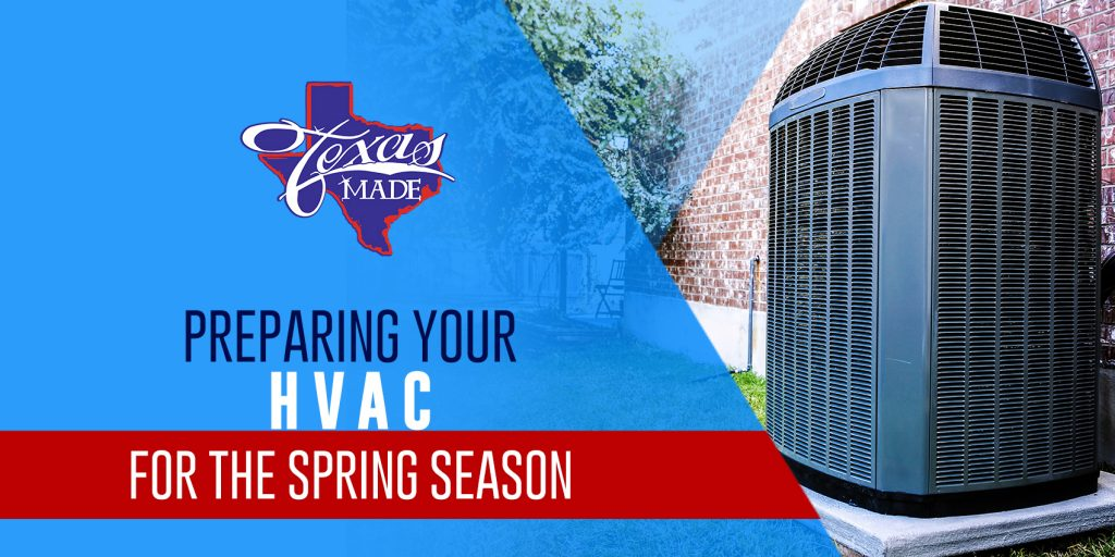 Preparing Your HVAC for the Spring Season