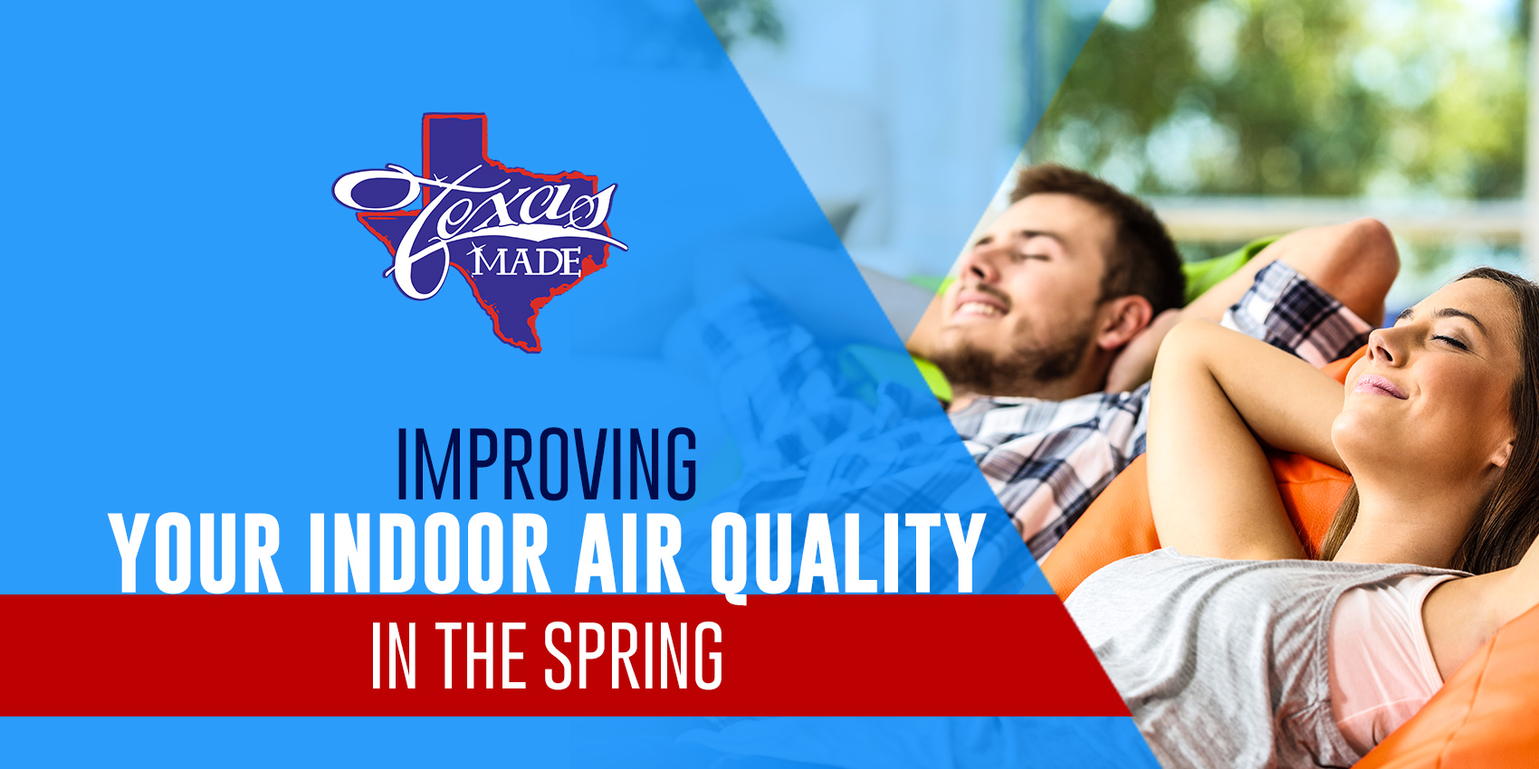 Improving Your Indoor Air Quality in the Spring