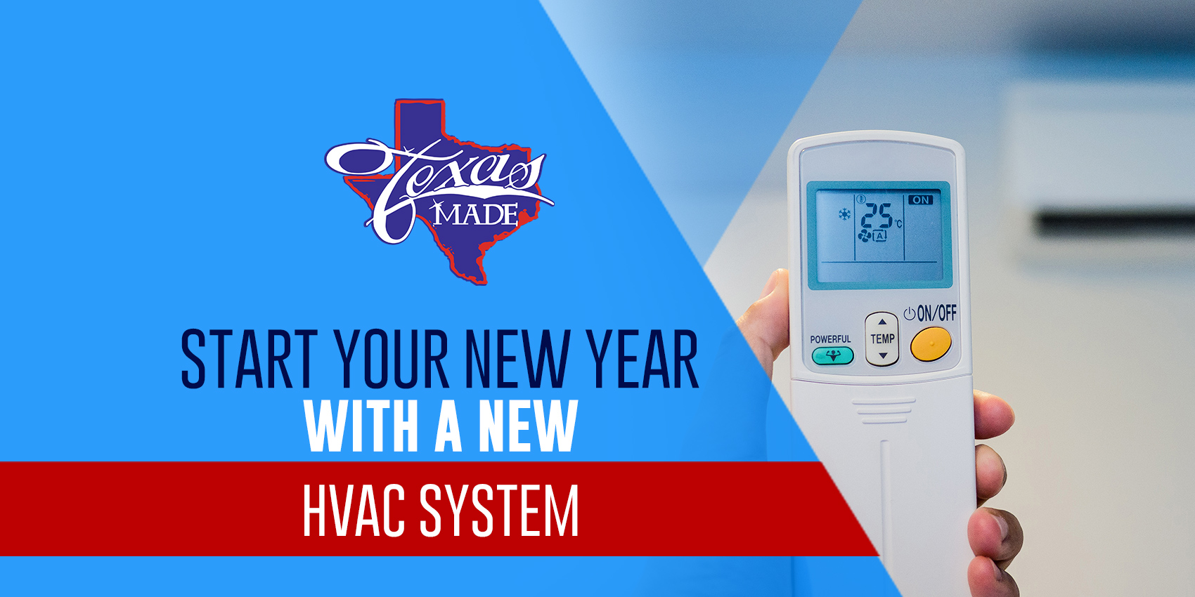 Start Your New Year with a New HVAC System