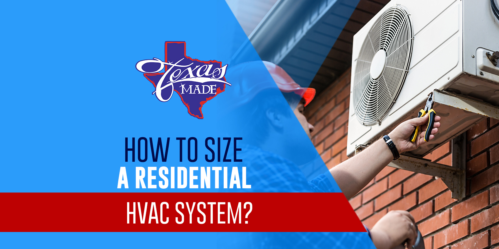 How to Size a Residential HVAC System?