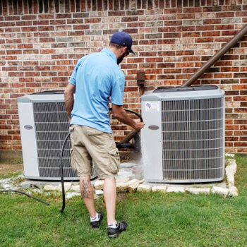Residential A/C service