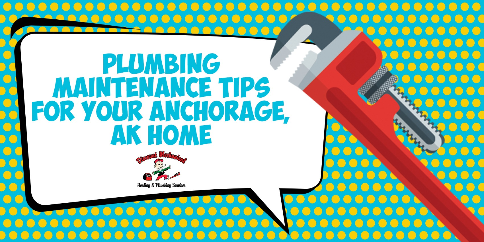 Plumbing Maintenance Tips for Your Anchorage, AK Home