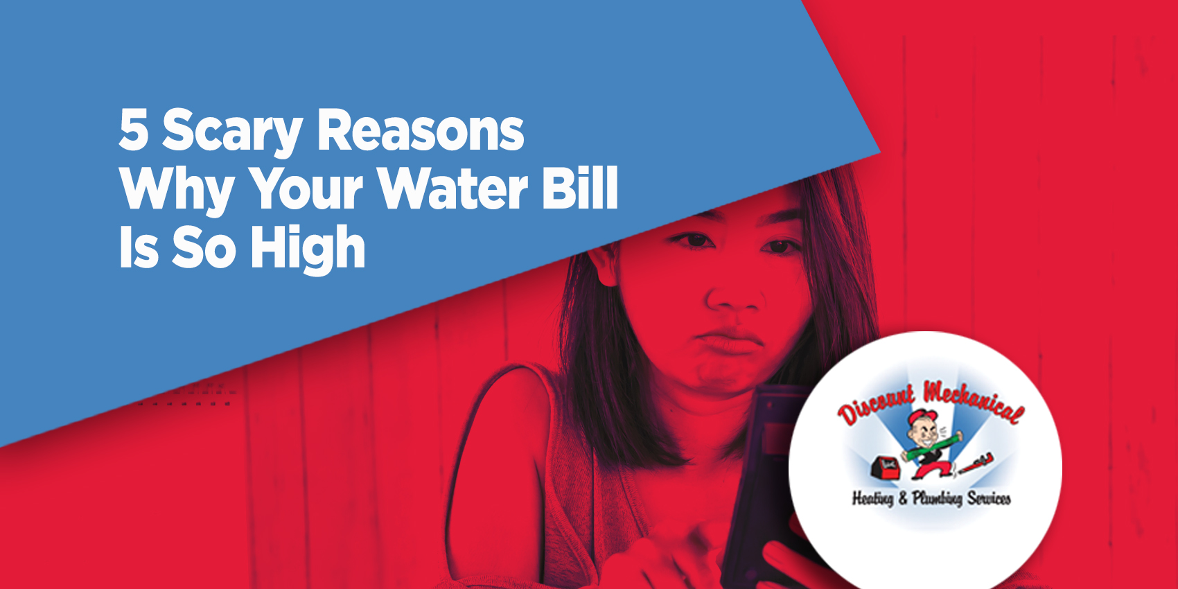 5 Scary Reasons Why Your Water Bill Is So High