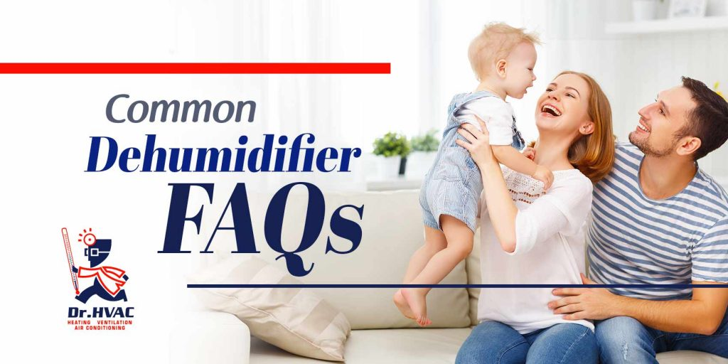 Common Dehumidifier FAQs