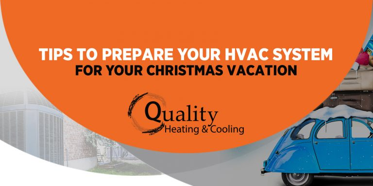 Tips to Prepare Your HVAC System for Your Christmas Vacation