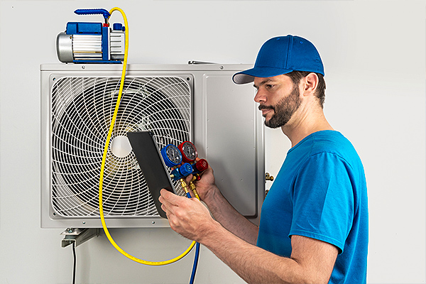 HVAC service by Fire and Ice Heating