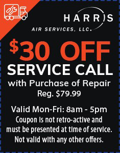 30 off Service Call Special