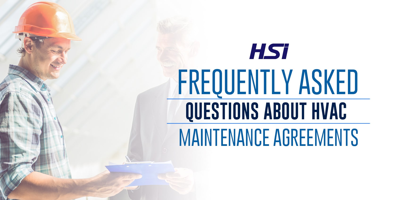 Frequently Asked Questions about HVAC Maintenance Agreements
