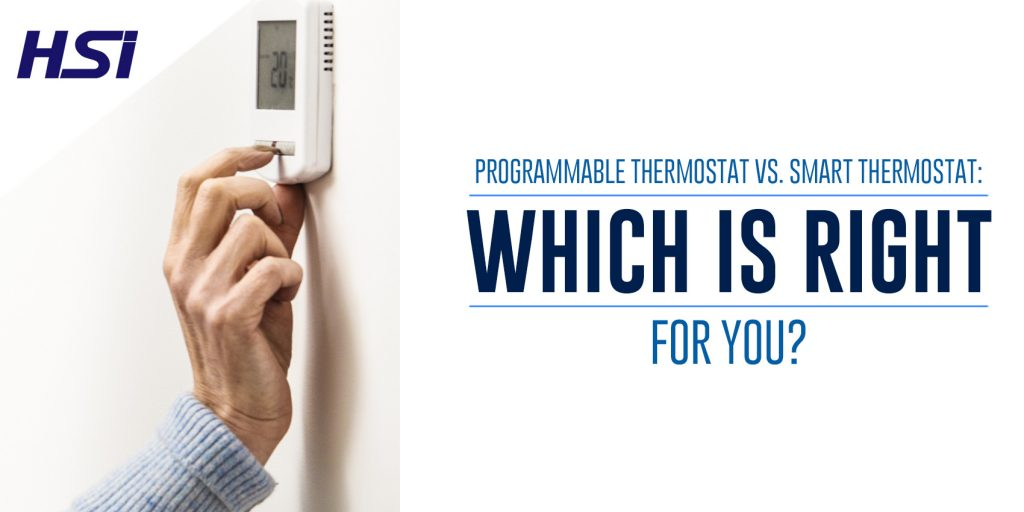 Programmable Thermostat vs. Smart Thermostat: Which Is Right For You?