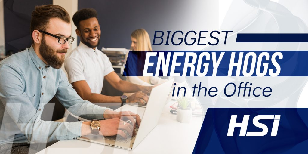 Biggest Energy Hogs in the Office