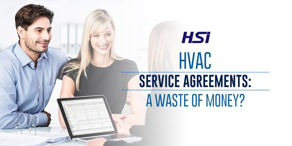AC Service Agreements: A Waste of Money?