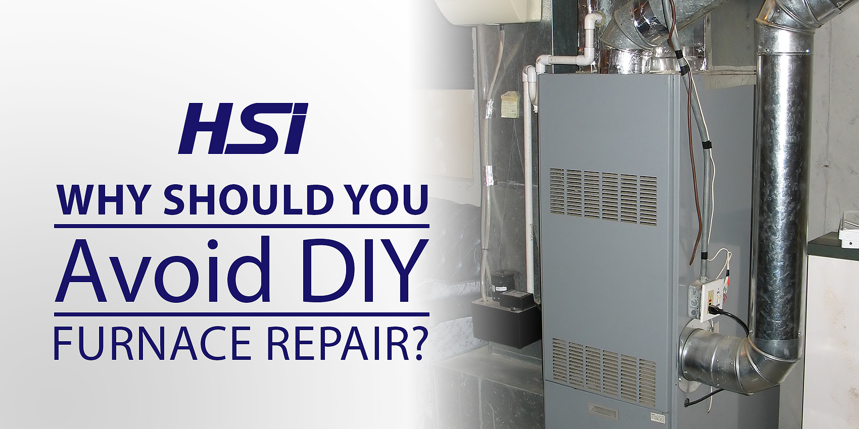 Why Should You Avoid DIY Furnace Repair?