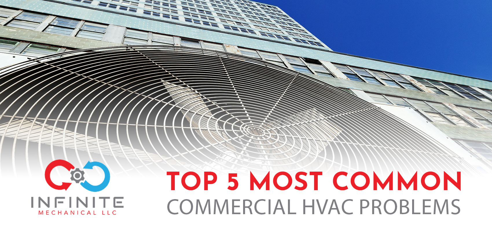 Top 5 Most Common Commercial HVAC Problems