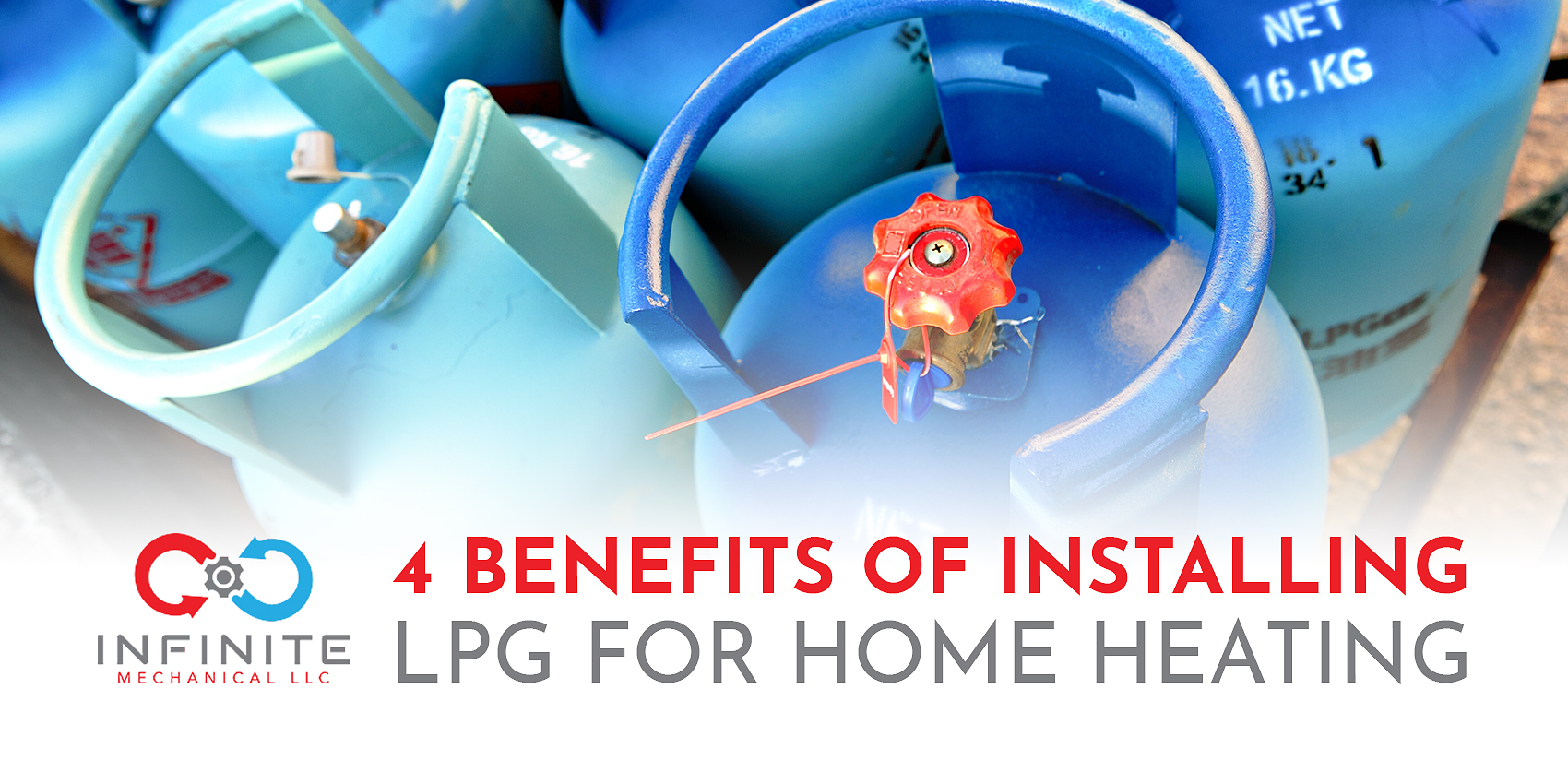 4 Benefits of Installing LPG For Home Heating