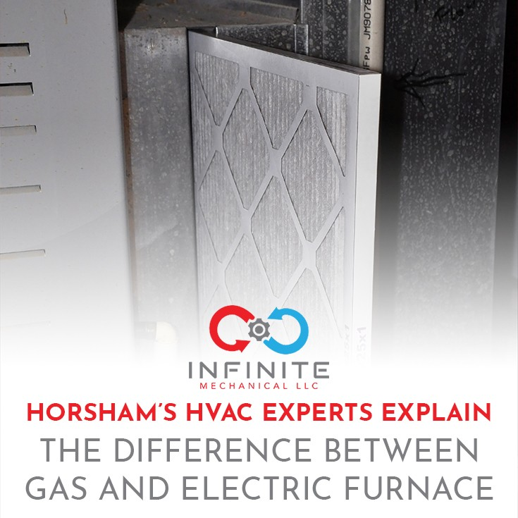 Horsham's HVAC Experts Explain the Difference Between Gas and Electric Furnace