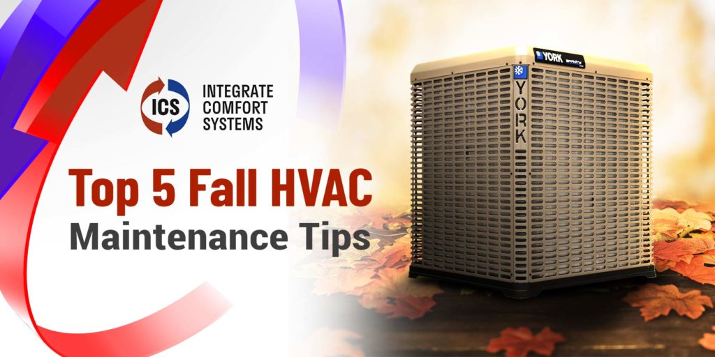 Top 5 Fall HVAC Maintenance Tips