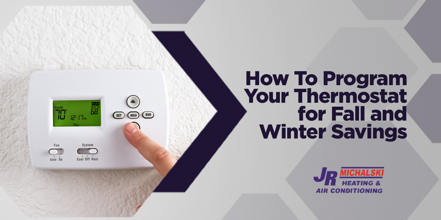 How To Program Your Thermostat for Fall and Winter Savings
