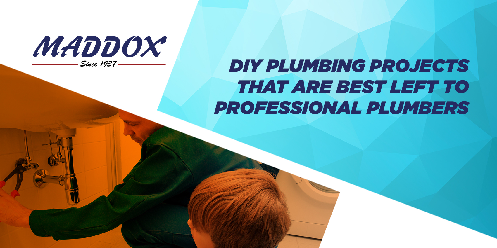 DIY Plumbing Projects That Are Best Left To Professional Plumbers