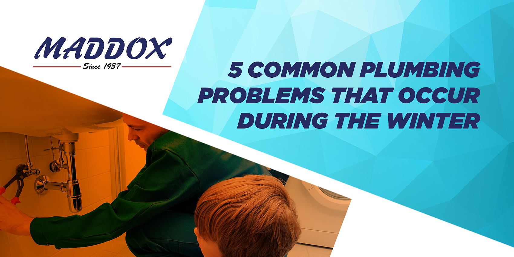 5 Common Plumbing Problems That Occur During the Winter